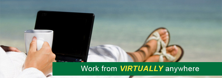 Virutal Office - Work from virtually anywhere